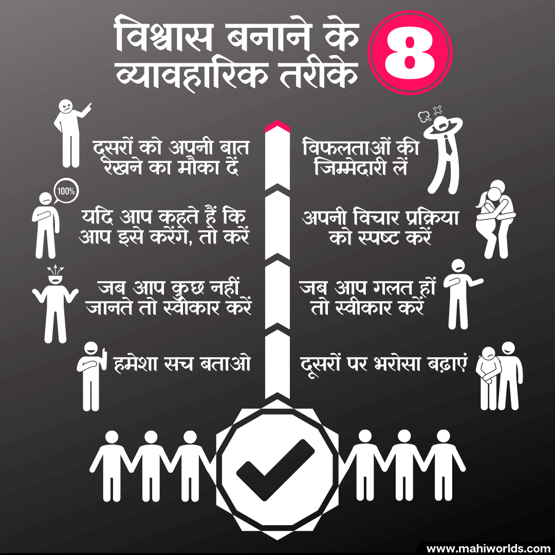 8 Practical Ways to Build Trust | Trust Quotes In Hindi